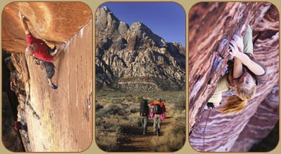 Red Rock climbing, hiking and canyoneering the Grand Rafael Swell